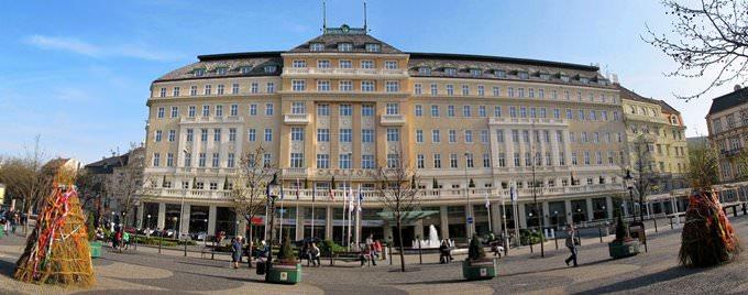 Radisson Blu Carlton Hotel - Fotos de Bratislava una pequena gran ciudad