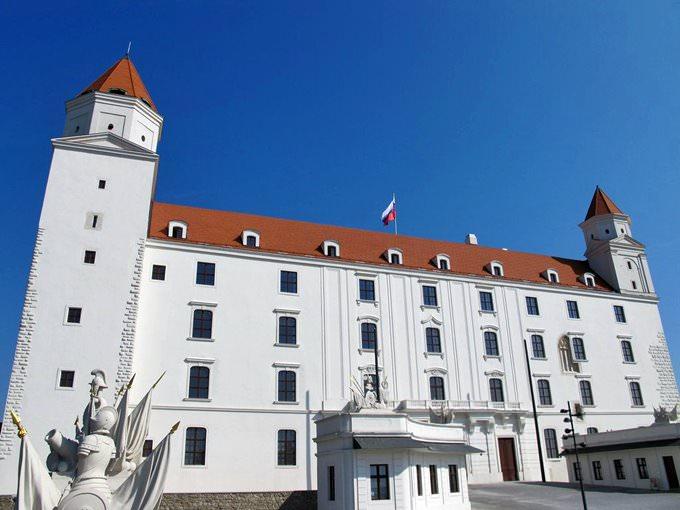 Fotos del Castillo de Bratislava