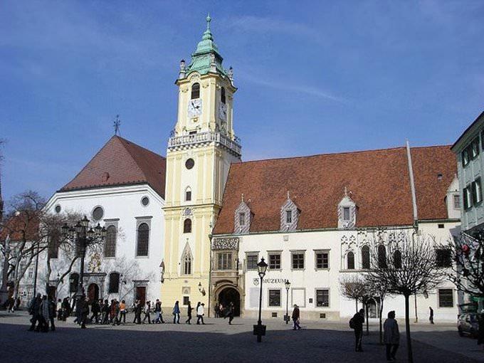 Bratislava City Hall