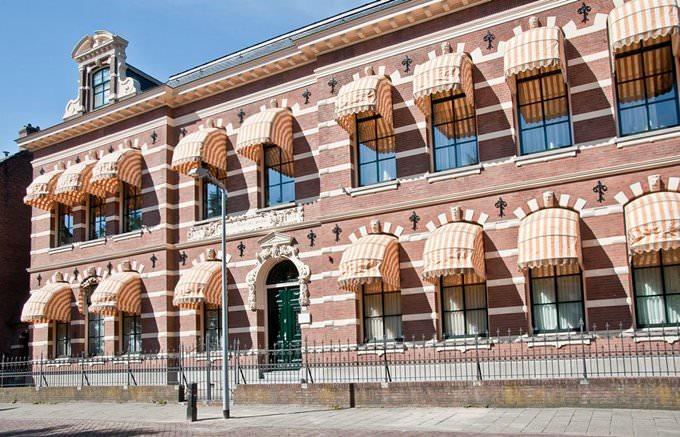 Voormalig Burgerweeshuis, Breda - Former orphanage, Breda