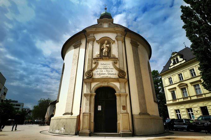 Bregenz - Johannes-Nepomuk-Kapelle