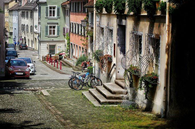 Bregenz - Stadtsteig