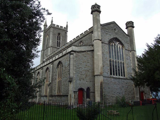 St Matthews Church, Cotham, Bristol