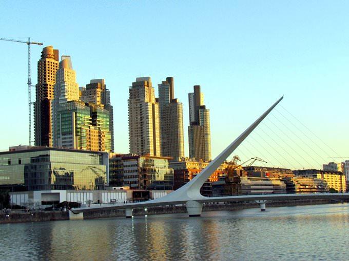 Puerto Madero - Buenos Aires Argentina