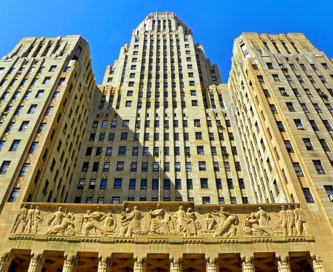 Buffalo NY ~ City Hall