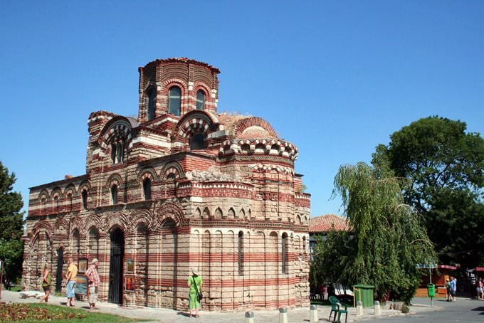 Iglesia de Cristo Pantocrator