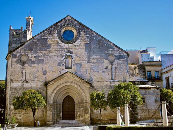 Iglesia de San Dionisio, Jerez de la Frontera