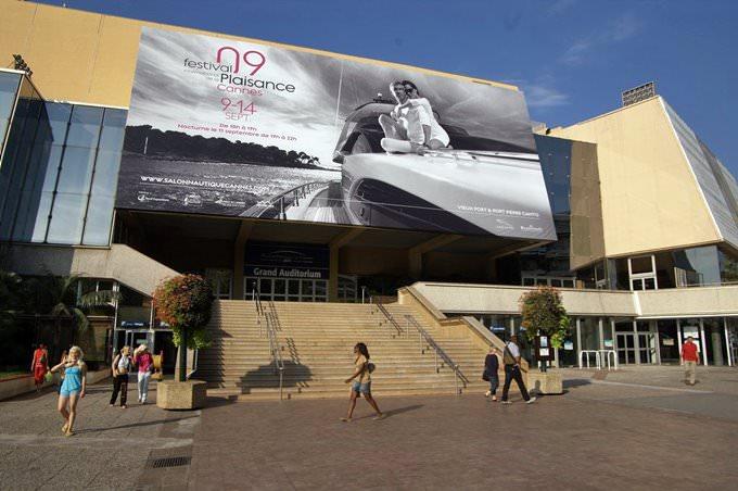 Cannes - Palais des Festivals et des Congres