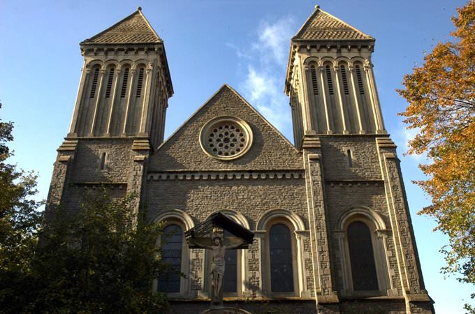 St Marys Church Bute Street Cardiff