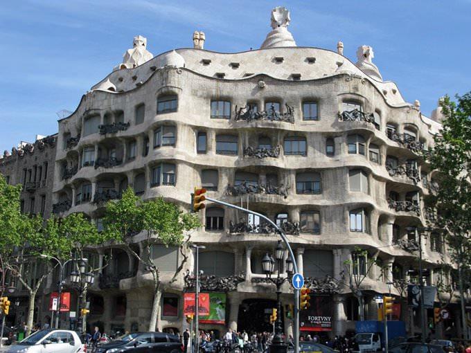 La Pedrera - Centre Cultural Caixa Catalunya
