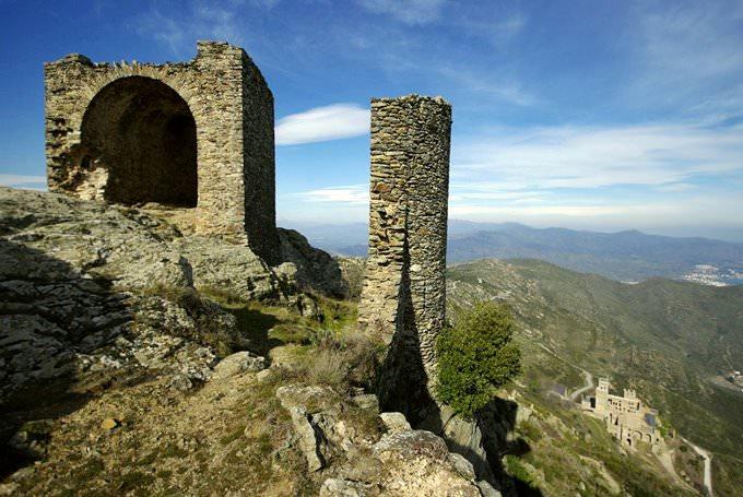 Castell aeri / Sky castle