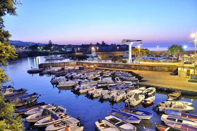 Yatching Porto Ulisse Ognina Catania Sicilia taly