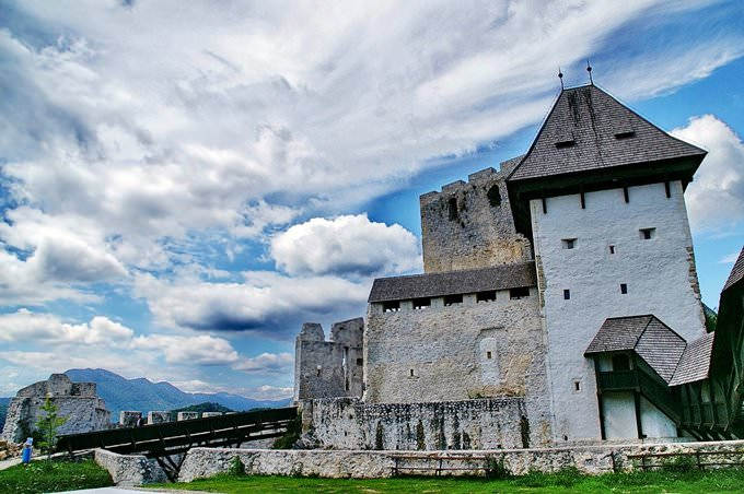 Celje: The Old Castle (Stari Grad)