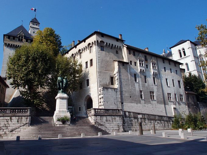 Castle of the Dukes of Savoy @ Chambery