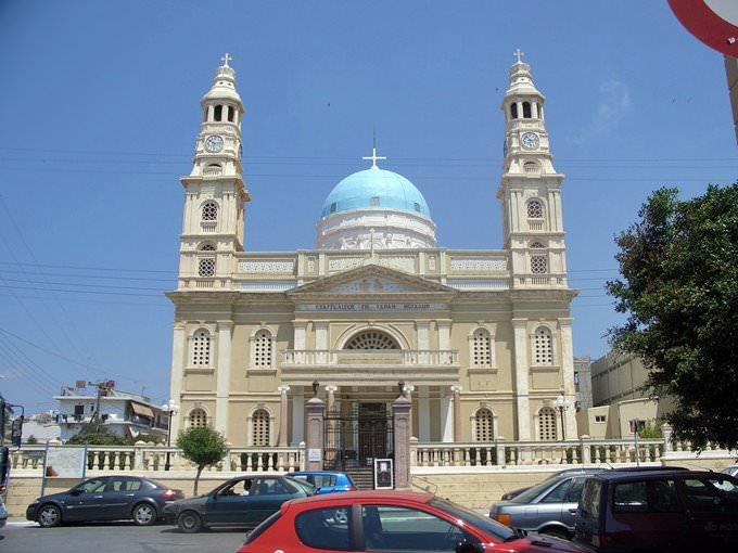 Blue-domed-church