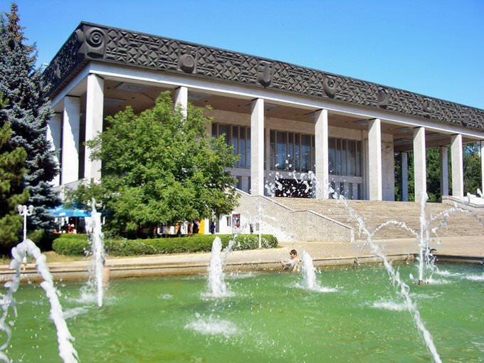 Opera Theatre - Chisinau, Moldova