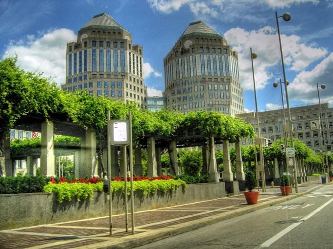P&G Headquarter