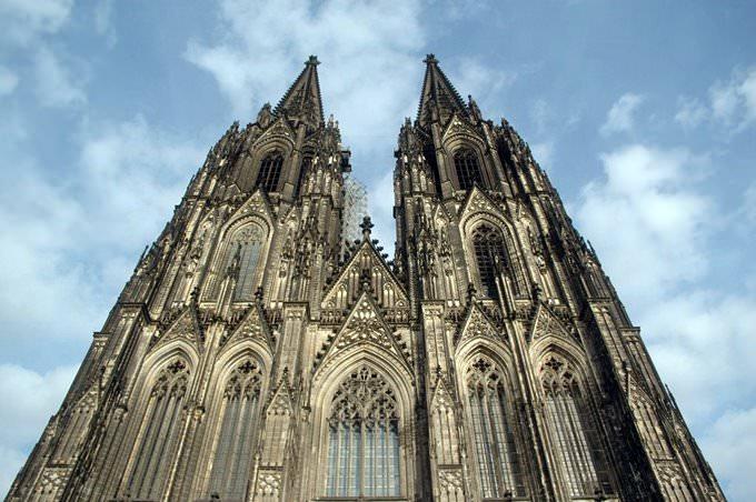Catedral de Colonia - lateral