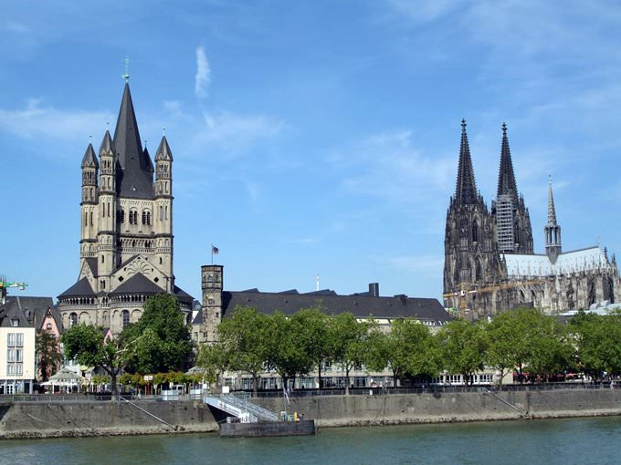 Cologne Cathedral - Kolner Dom