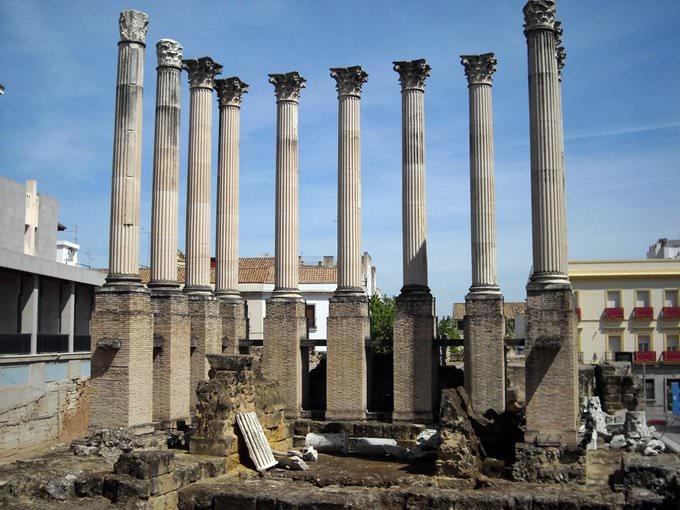 Templo romano, Cordoba
