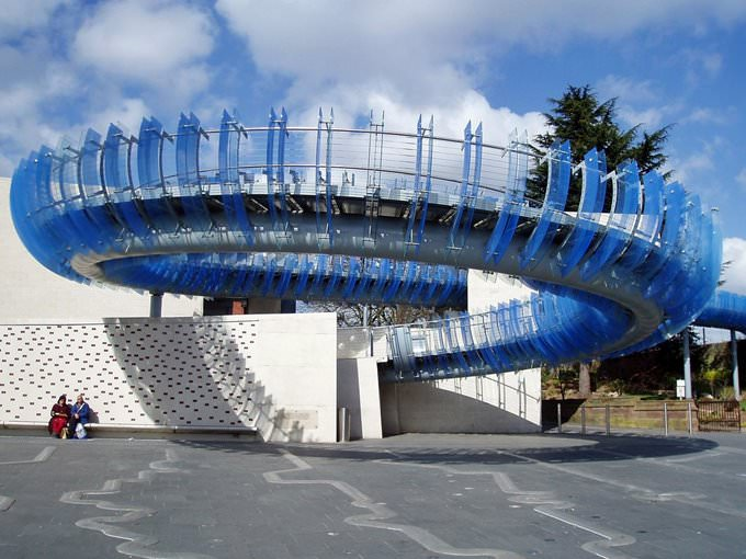 Coventry Curly Whirly Bridge