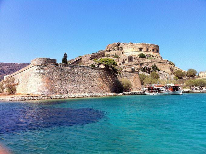 Spinalonga - Venetian fortress