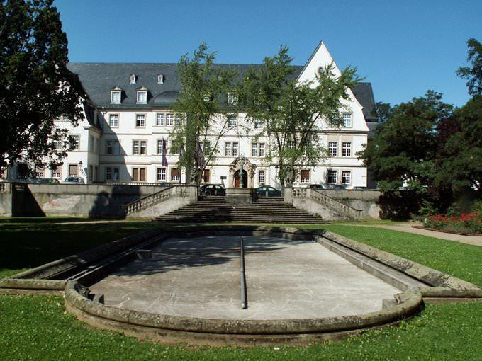 Darmstadt Paulusplatz Kirchenverwaltung