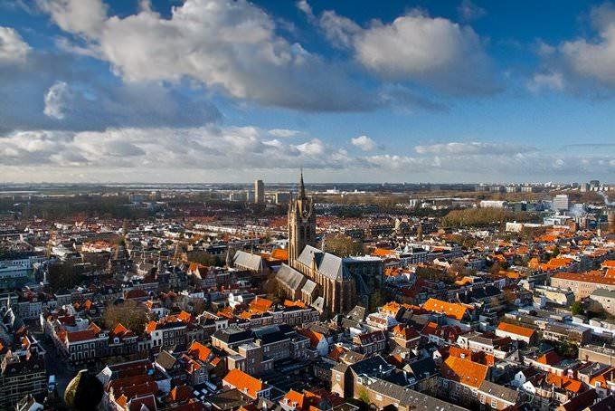 Delft Paysage