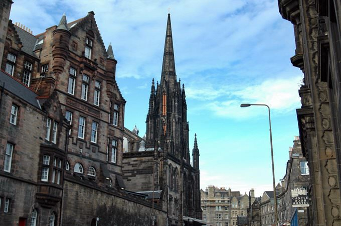 UNESCO World Heritage Site Edinburgh