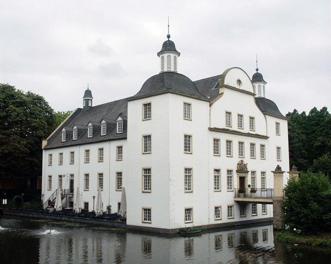 Schloss Borbeck in Essen-Borbeck