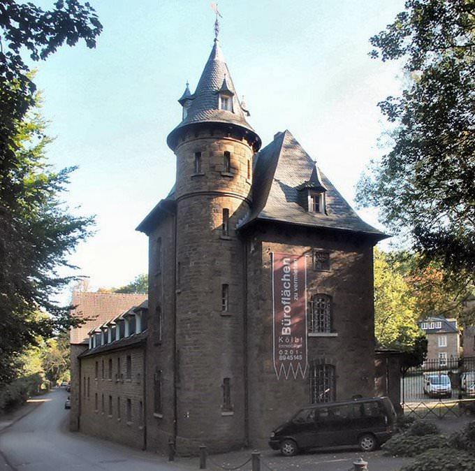 Schloss Schellenberg in Essen-Rellinghausen