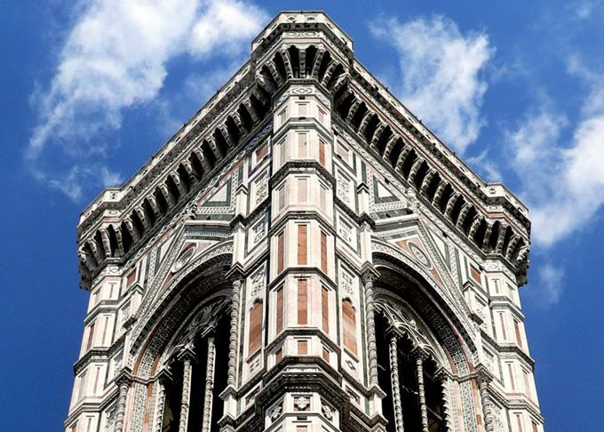 Campanile, Florence