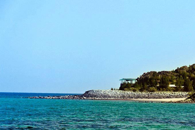 Fujairah beach - UAE