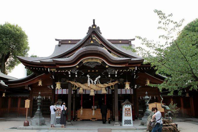 Guía turístico de Fukuoka - Lugares de interés