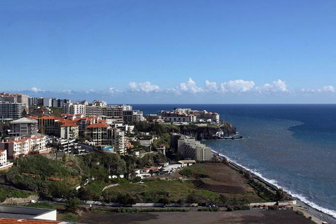 Lido Suburb of Funchal