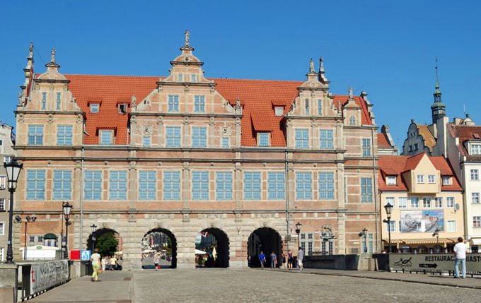 Gdansk City Breaks  Ideas on What to Do in Gdansk - Attractions
