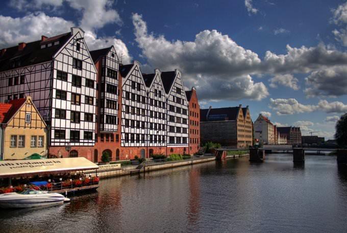 Gdansk Canal