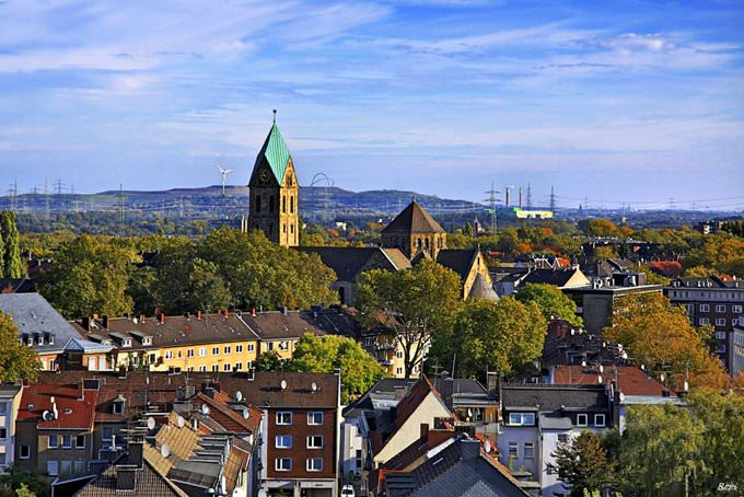 Gelsenkirchen Cityguide Your Travel Guide To Gelsenkirchen Sightseeings And Touristic Places