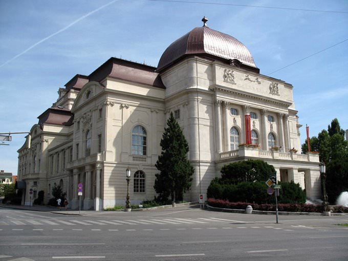 Graz - Opernhaus