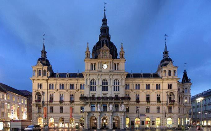 Grazer Rathaus - Graz