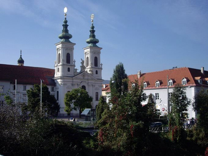 Maria Hilferkirche, Graz