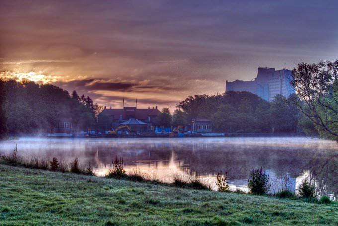 Sunrise Groningen City Park