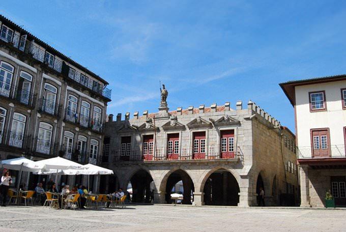 Gu a tur stico de guimaraes todos los lugares de inter s for Hoteles familiares portugal