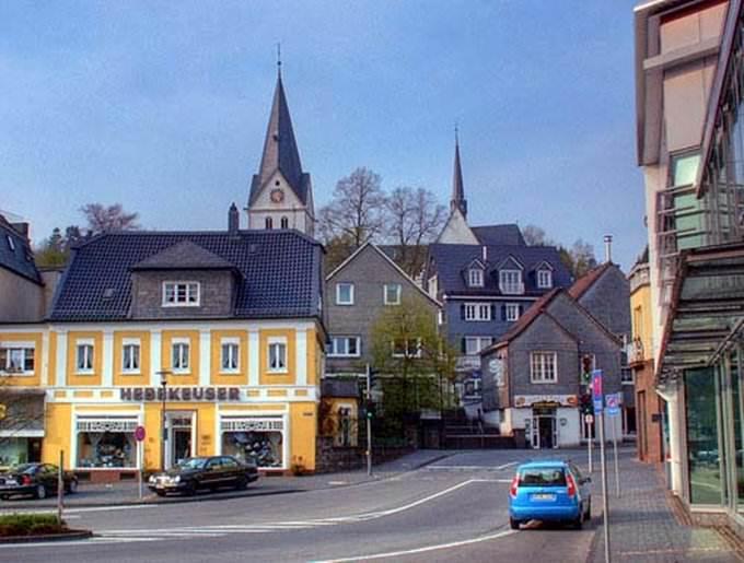 Reisgids Gummersbach | Alle bezienswaardigheden, wat te ...