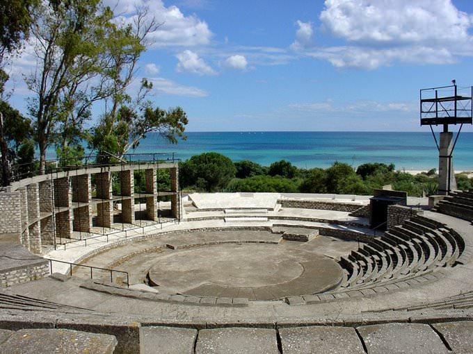 Hammamet open-air theatre