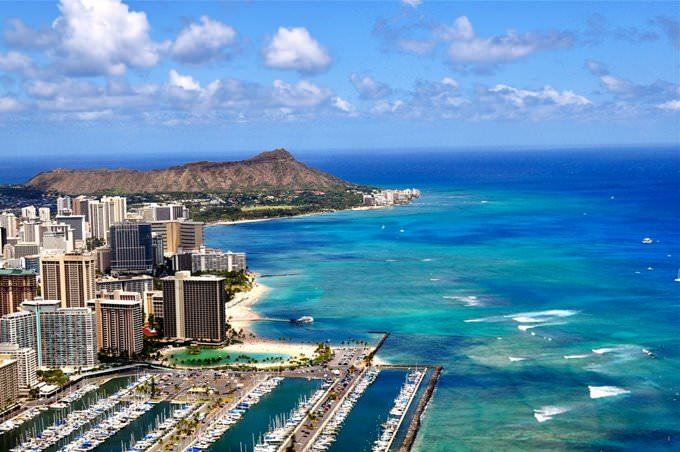 Hawaii - Island of Oahu