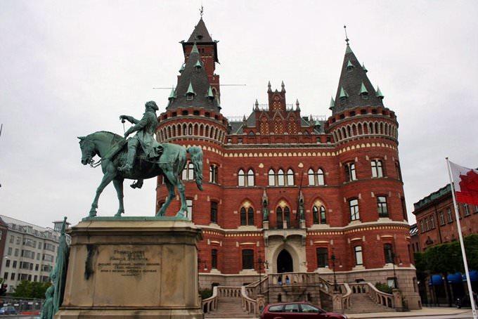 Helsingborg Travel Guide Things To See In Helsingborg