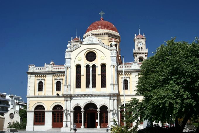 Cathedral of Heraklion