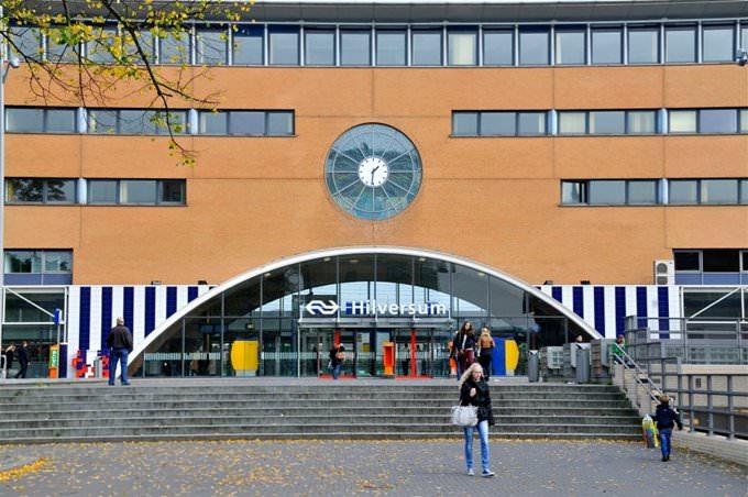 Station Hilversum