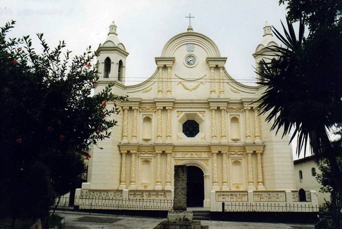 Church in Santa Rosa de Copan